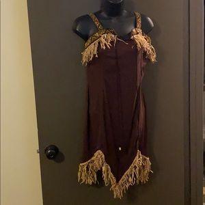 Halloween costume - Pocahontas size S